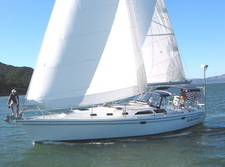Sailing Sausalito