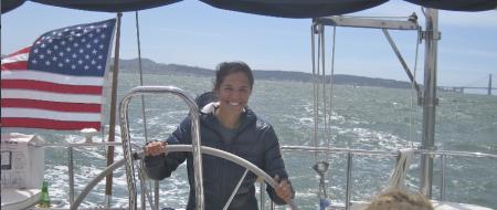 Sailing tour San Francisco Bay