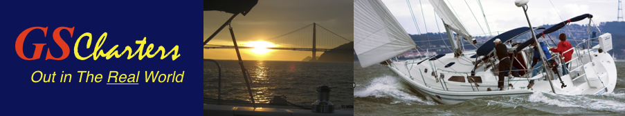GS Charters Sailing San Francisco Bay