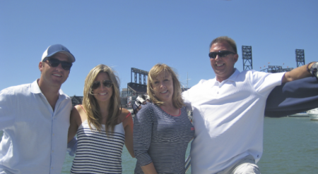 sailing tour san francisco