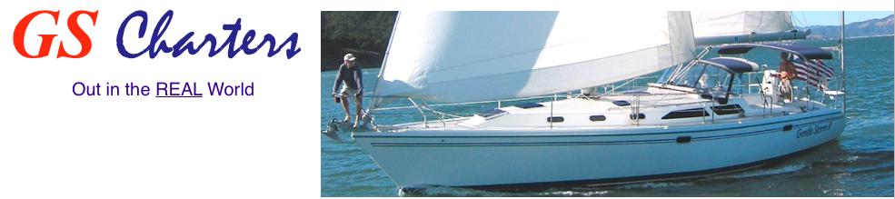 GS Charters Sailing San Francisco Bay